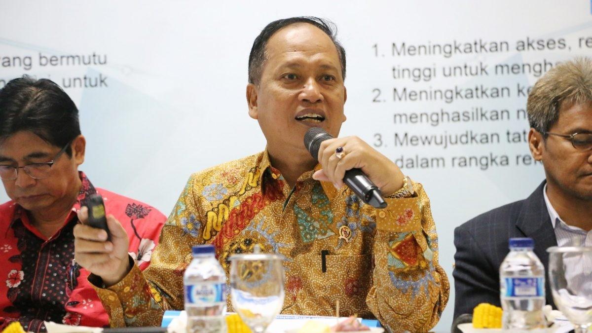 Menristekdikti Nasir : Indonesia Siap Menyambut Globalisasi Pendidikan dan Revolusi Industri ke-4 (R