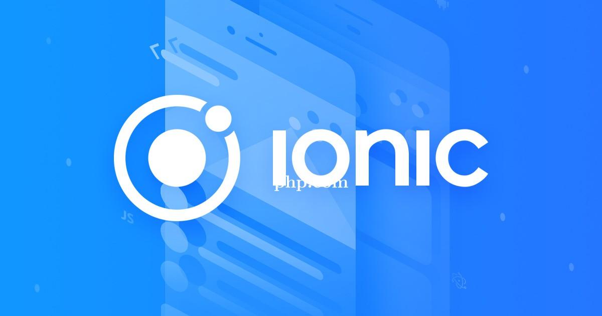 Membangun Aplikasi Android dengan IONIC Framework
